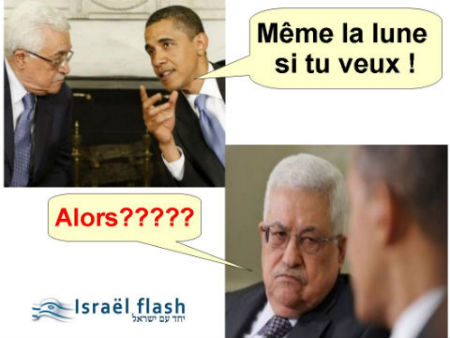 Obama/Palestiniens – Quelle est la plus grosse bourde d'Obama ?