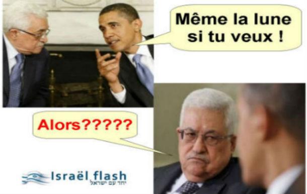 Abbas revendique les frontières de 1947 pour Etat palestinien et appuie sa devant le Conseil de Sécurité de l'ONU
