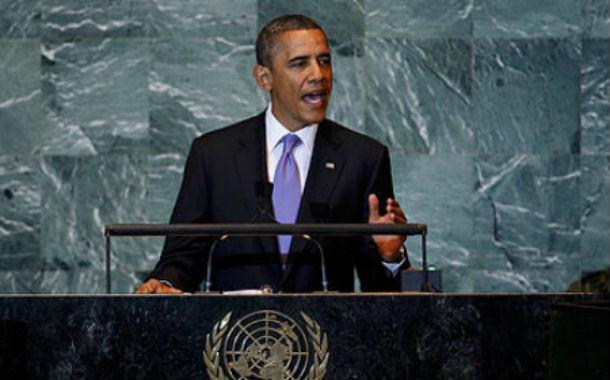 Obama à l'ONU : «il n'y a pas de raccourci qui mène à la paix».