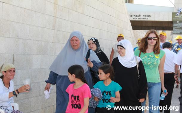 Les Arabes de Jérusalem-Est: la réalité en face