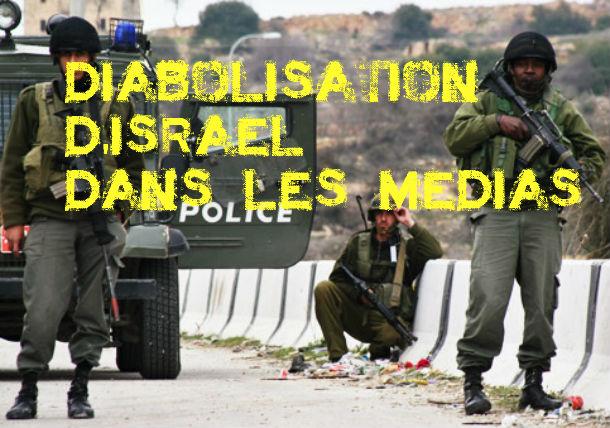 Israël et les Medias : Sens et contre-sens (absurdités)