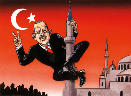 Erdogan: « N'hésitez pas à tirer sur des cibles israéliennes »  !