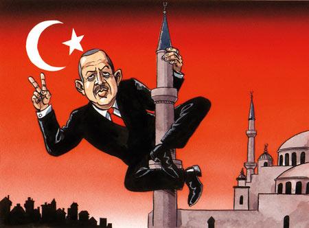 Turquie: Erdogan menace l'EU de rompre ses relations. Retour historique sur des relations tendues. Les Ottomans à l'assaut de l'Europe.