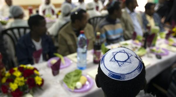 Des milliers de Juifs noirs à Jérusalem pour le Sigd