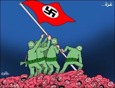 Monde arabo-musulman -Permanence et complémentarité de l'idéologie nazie
