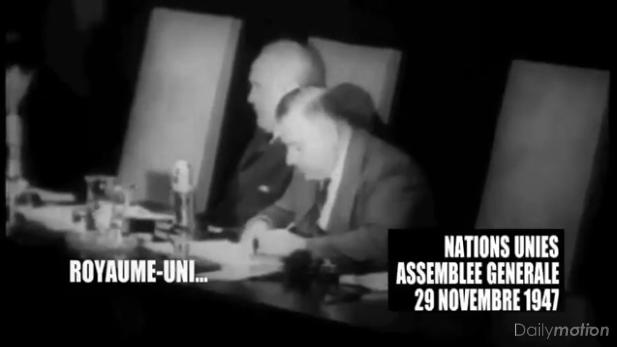 Vidéo documentaire: La légitimité d'Israël, les fondements juridiques.