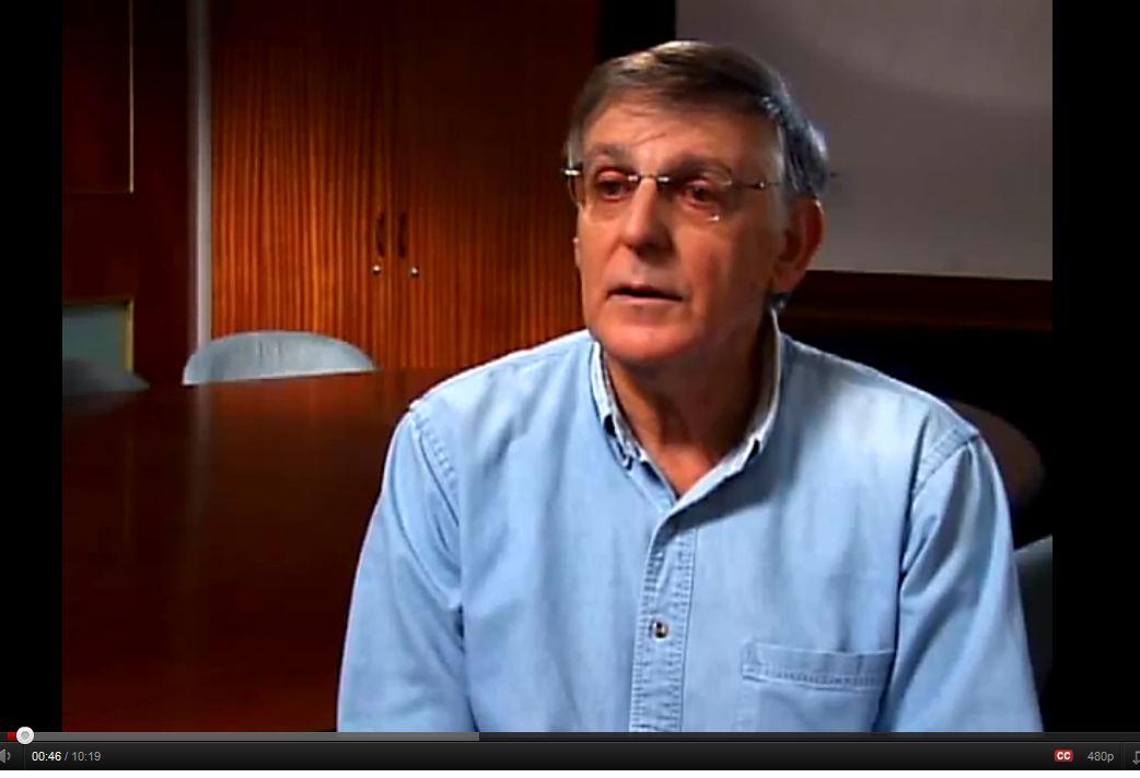 Video : Prof. Danny Shechtman Nobel Laureate Chemistry