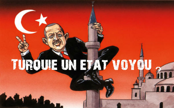 La Turquie vire-t-elle à l'Etat voyou ? par Daniel Pipes