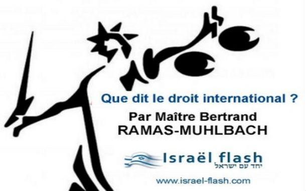 5772, les Etats Juif et Palestinien vivant en paix, aux côtés l'un de l'autre par B.R.Muhlbach.