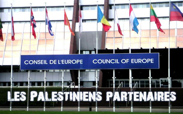 La Palestine devient » partenaire pour la démocratie » de l'Assemblée du Conseil de l'Europe
