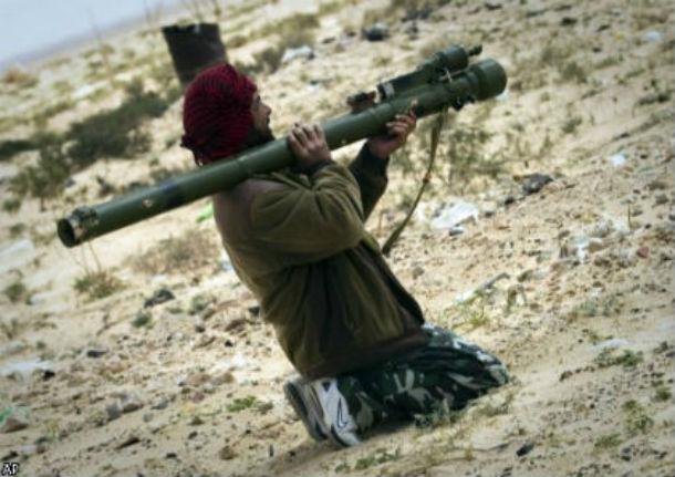 Trafic d'armes Gaza: L'Egypte découvre des missiles libyens SA-24 anti-aériens et des mines sous-marines