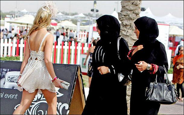 Russie : la terreur islamique sur les plages, et l'émergence de l'islam radical