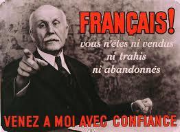 Pétain de France !