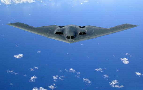 Les Etats-Unis dévoilent leurs nouvelles bombes anti-bunker