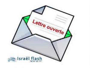 Lettre au Premier Ministre d'Israël – Sujet Unesco par Raphaël Lévy