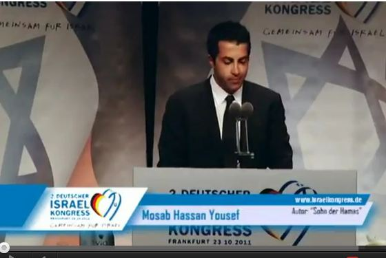 Video : discurso de un ex integrante de Hamas – speech of  ex member of the Hamas Mosab Hassab Yousef