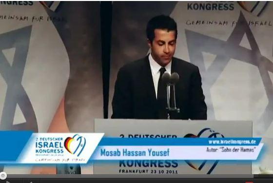 Video : discurso de un ex integrante de Hamas – speech of  ex member of the Hamas Mosab Hassab Yousef