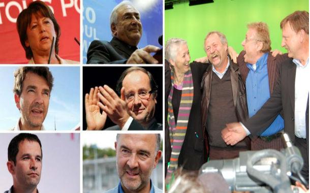 France: PS-Verts, Vanity Fair de l'anti-sionisme parisien.