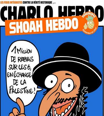 « Shoah Hebdo » par un proche de Dieudonné
