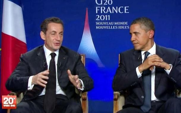 Coup de Gueule : l'anti-israélisme épidermique de Sarkozy n'est pas de façade, il le pense vraiment.