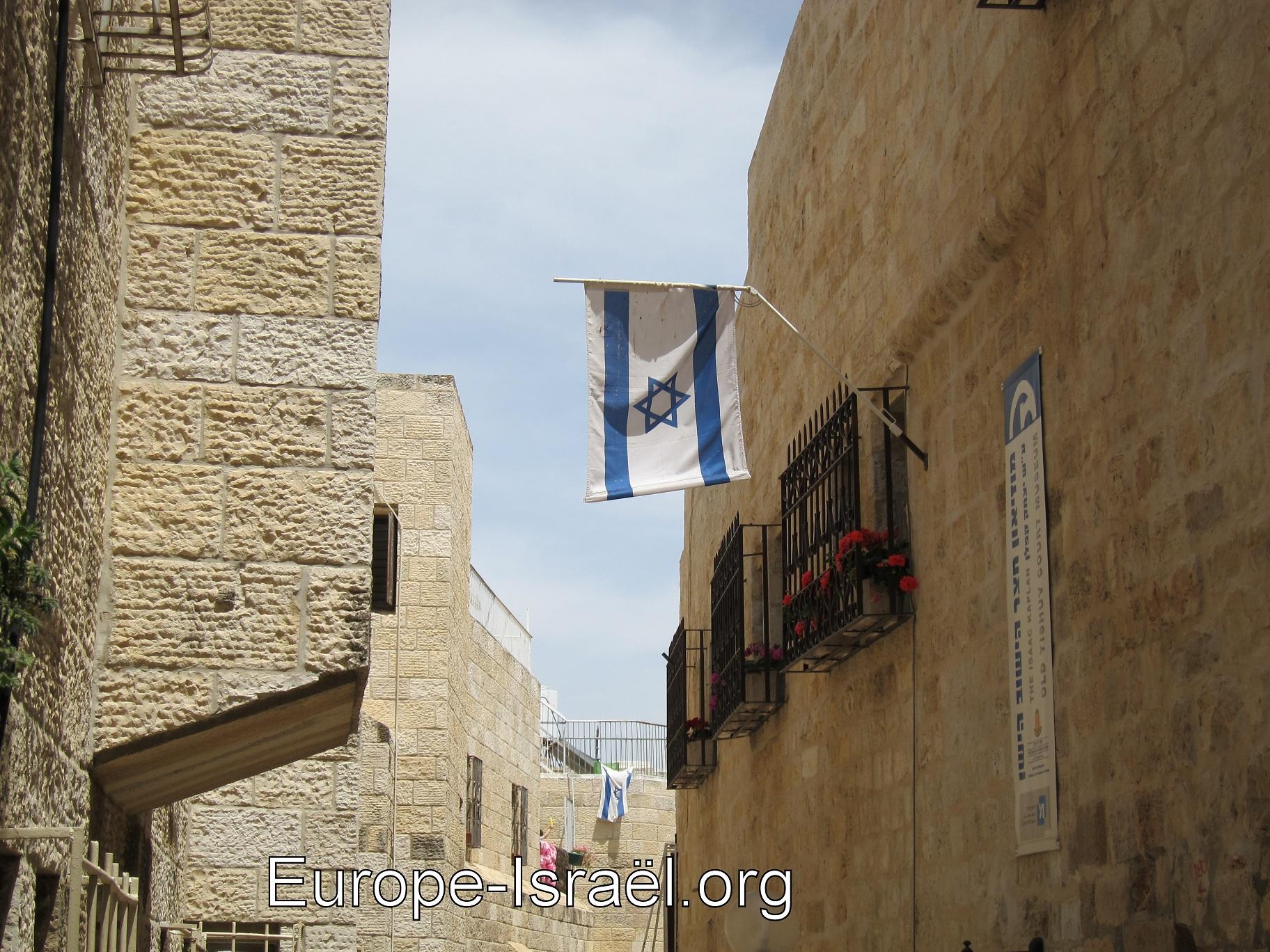 Israël, État juif, État du peuple juif ou État du peuple israélien ? par Richard Abitbol