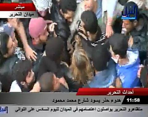 Vidéo : Une journaliste de France 3 agressée sexuellement place Tahrir, au Caire