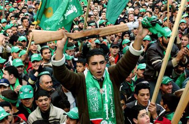 Le Hamas veut rejoindre l'OLP mais Les occidentaux ne veulent pas entendre ce que le 'Hamas proclame  par K.A.Toameh