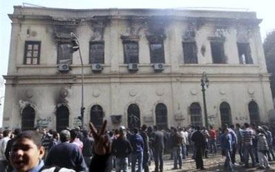 L'Institut d'Égypte en souvenir, ou le rejet de la Civilisation par la barbarie islamiste