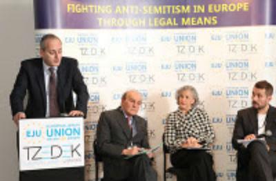 'Nous avons besoin d'une Anti-Defamation League (ADL) européenne', Joël Rubinfeld