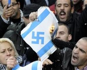 L'Espagne se trouve au pire endroit concernant l'antisémitisme, bien que seulement, 0,2% de sa population sont des Juifs