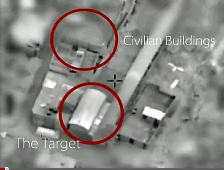 Vidéo : L'armée de l'air vise un site de fabrication d'armes du Hamas dans la bande de Gaza