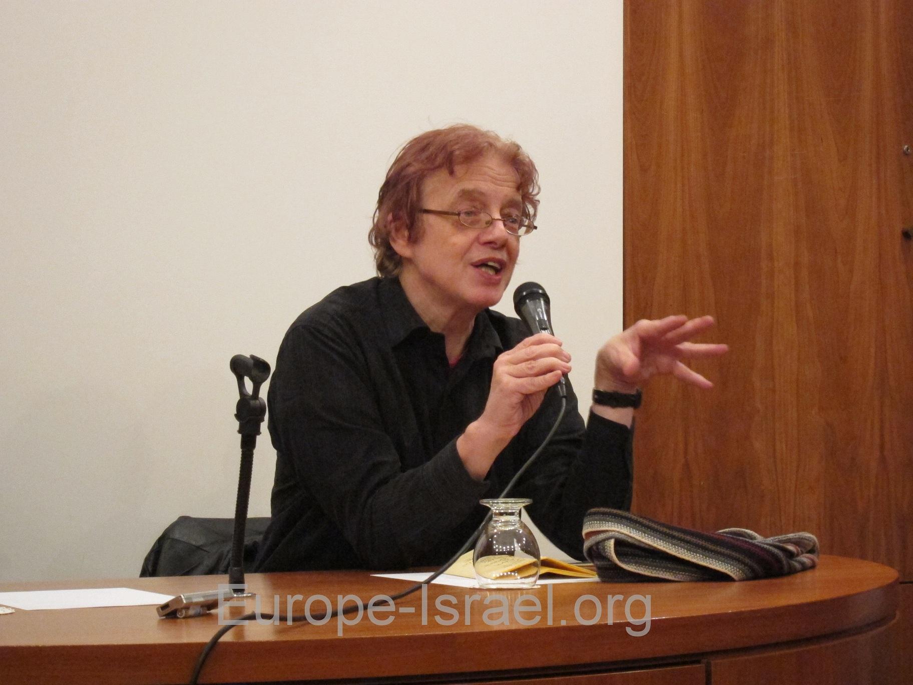 Vidéo de la conférence de Guy Millière : «Israël face à l'hiver islamique et aux élections américaines de 2012»