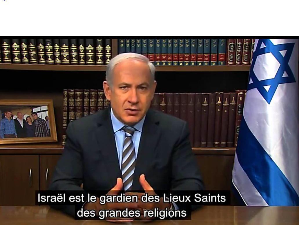 Les vœux de Netanyahu aux Chrétiens pour Noël 2011 et la nouvelle année 2012