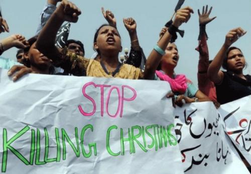Avertissement de génocide des minorités du Moyen-Orient (CSI)