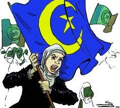 La marche inexorable de l'Europe soumise vers l'islamisation