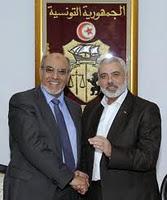 La peur des Juifs tunisiens après la visite d'Haniyeh