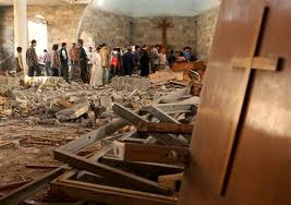 Muslim Persecution of Christians: December, 2011