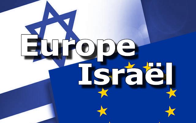 Bruxelles: Manifestation contre le Boycott organisé de l'UE envers Israël !