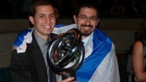 Deux Israéliens champions du monde d'éloquence !
