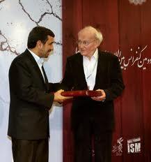 Robert Faurisson, « histo  rien » officiel de l'Iran ?