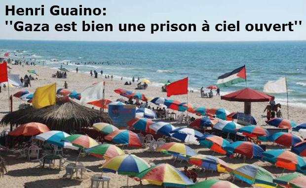 Henri Guaino sur Radio J : »Gaza est bien une prison à ciel ouvert»