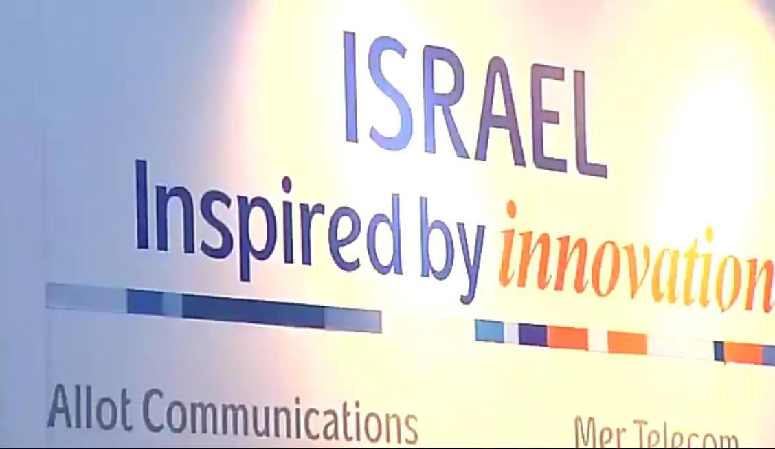 Téléphonie mobile: Israël hyper-présent au MWC – Vidéo du stand israélien