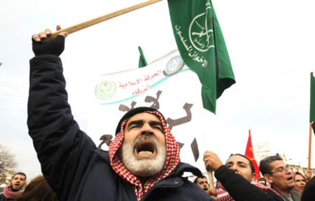 Jordanie : Le «printemps arabe» commence à gronder