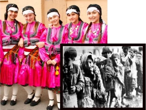 23 avril Fête turque des Enfants – 24 avril Extermination des Enfants Arméniens