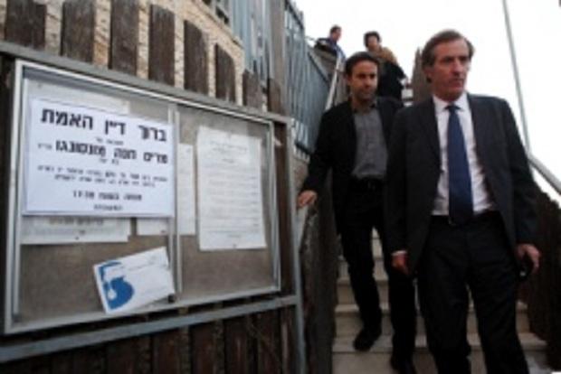 L'ambassadeur de France en Israël agressé par des palestiniens – Jean-Patrick Grumberg
