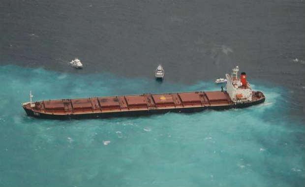 Trafic d'armes : Un cargo allemand chargé d'armes iraniennes pour la Syrie intercepté