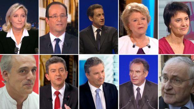 Proche-Orient : ce qu'en disent les candidats à la présidentielle