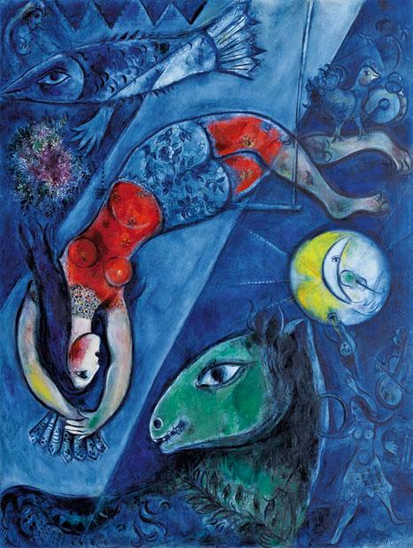 Video : «Marc Chagall» en el museo Thyssen de Madrid – «Marc Chagall» au musée Thyssen-Bornemisza de Madrid