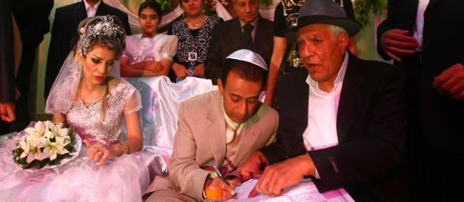 Être juif en Iran