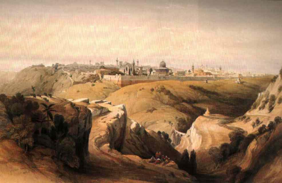 L'avenir de Jérusalem, par Véronique Chemla